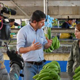 Η Chiquita συμμετέχει στη δεύτερη σεζόν της βραβευμένης με Emmy εκπομπής Tomorrow's World Today