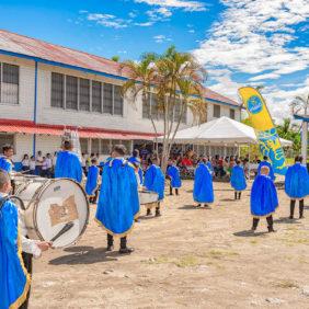 Η Chiquita βελτιώνει τις εγκαταστάσεις του Δημόσιου Σχολείου Birichiche