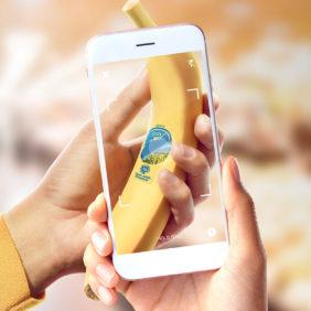 H Chiquita συνεργάζεται με τη Shazam και την Dffrnt Media για να μεταμορφώσουν τον τομέα παραγωγής φρούτων σε μια εικονική, καθηλωτική εμπειρία