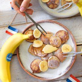 Μοναδικές συνταγές με μπανάνες Chiquita από όλο τον κόσμο