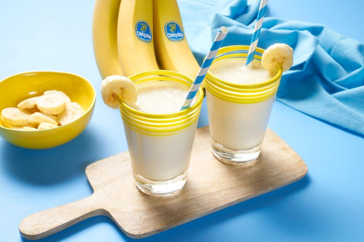 Το καλύτερο smoothie με μπανάνες Chiquita