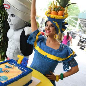 Χρόνια πολλά Miss Chiquita!