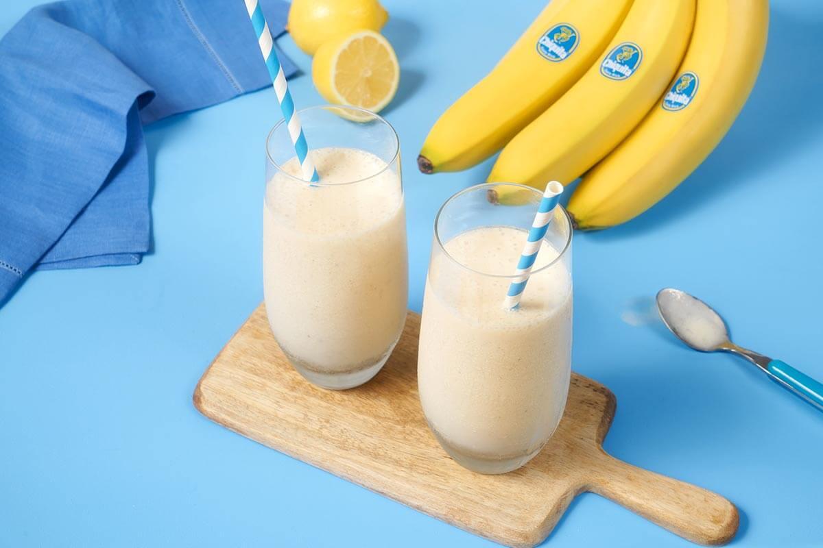 Υγιεινό smoothie με μπανάνες Chiquita