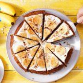 Υγιεινό κέικ καρότου με μπανάνες Chiquita