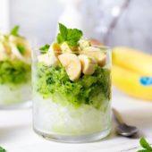 Υγιεινή Γρανίτα Αγγούρι με Μπανάνα Chiquita και Μέντα