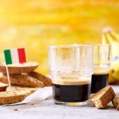 Ιταλικά καντουτσίνι με μπανάνα Chiquita