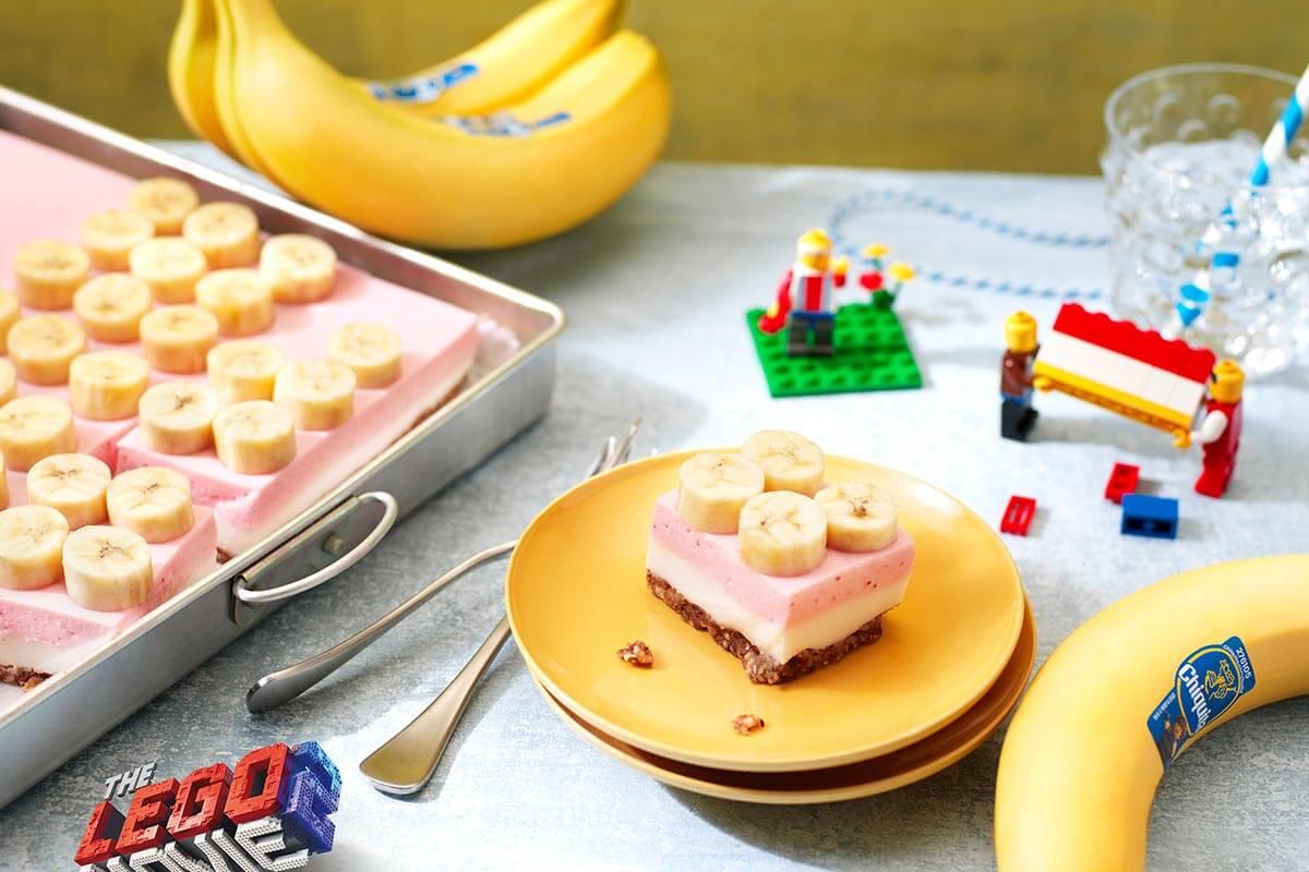 Τσίζκεϊκ με μπανάνα Chiquita της μαστόρισσας Λούσι