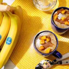 Κούπα με κολοκύθα και μπανάνα Chiquita