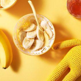 Έξι πειστικοί λόγοι για να επιλέξετε μπανάνες Chiquita για τον απογαλακτισμό του μωρού σας