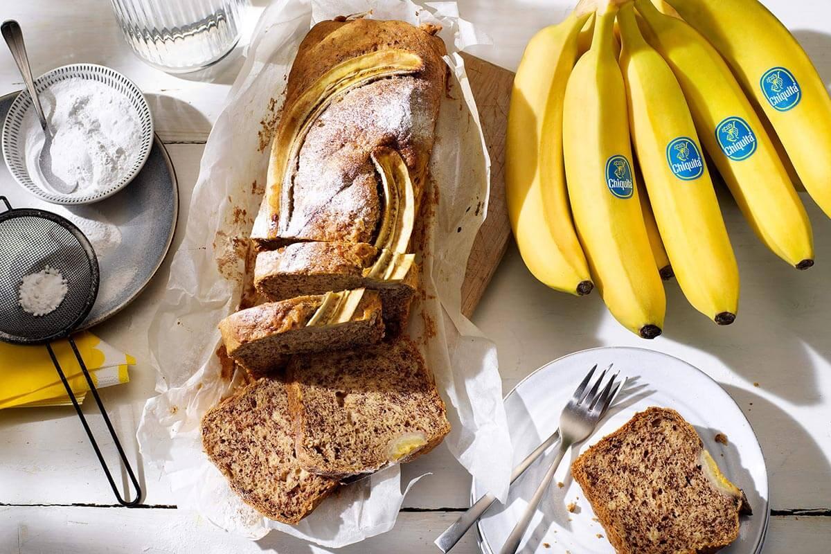 Το καλύτερο μπανανόψωμο Chiquita