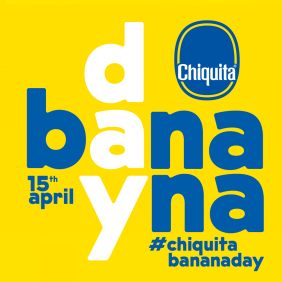 Γιορτάστε την Chiquita Banana Day