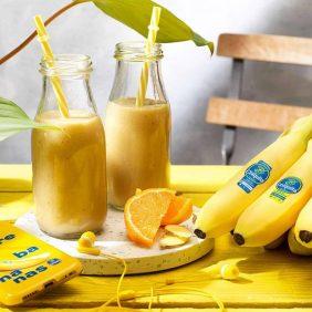 Ενισχύστε την υγεία σας με smoothie της Chiquita