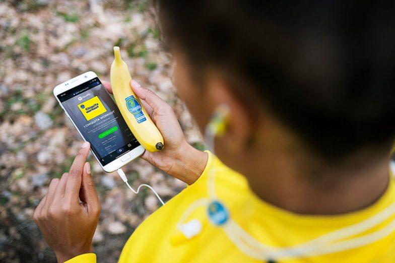 Λίστες αναπαραγωγής της Chiquita στη Spotify