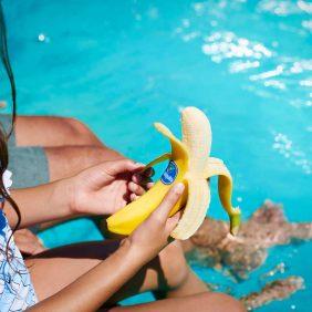 Μπανάνες Chiquita! Το πιο υγιεινό σνακ για το καλοκαίρι