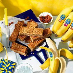 Μπάρες Πρωτεΐνης με Γεύση Μπανανόψωμου Chiquita