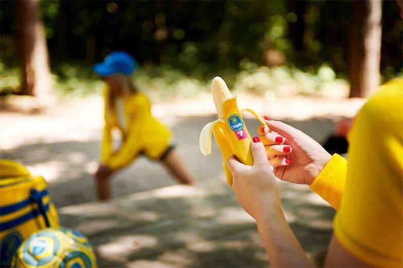 Αυτοκόλλητα Προθέρμανσης και Φυσικής Κατάστασης Chiquita