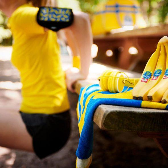 Tρέξτε για να ανακαλύψετε τα Αυτοκόλλητα της Chiquita με Ασκήσεις Φυσικής Κατάστασης!