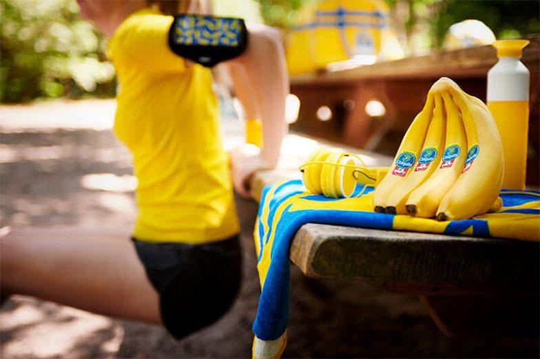 Αυτοκόλλητα Γυμναστικής Chiquita