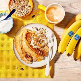 Τηγανίτες Μπανανόψωμου Chiquita