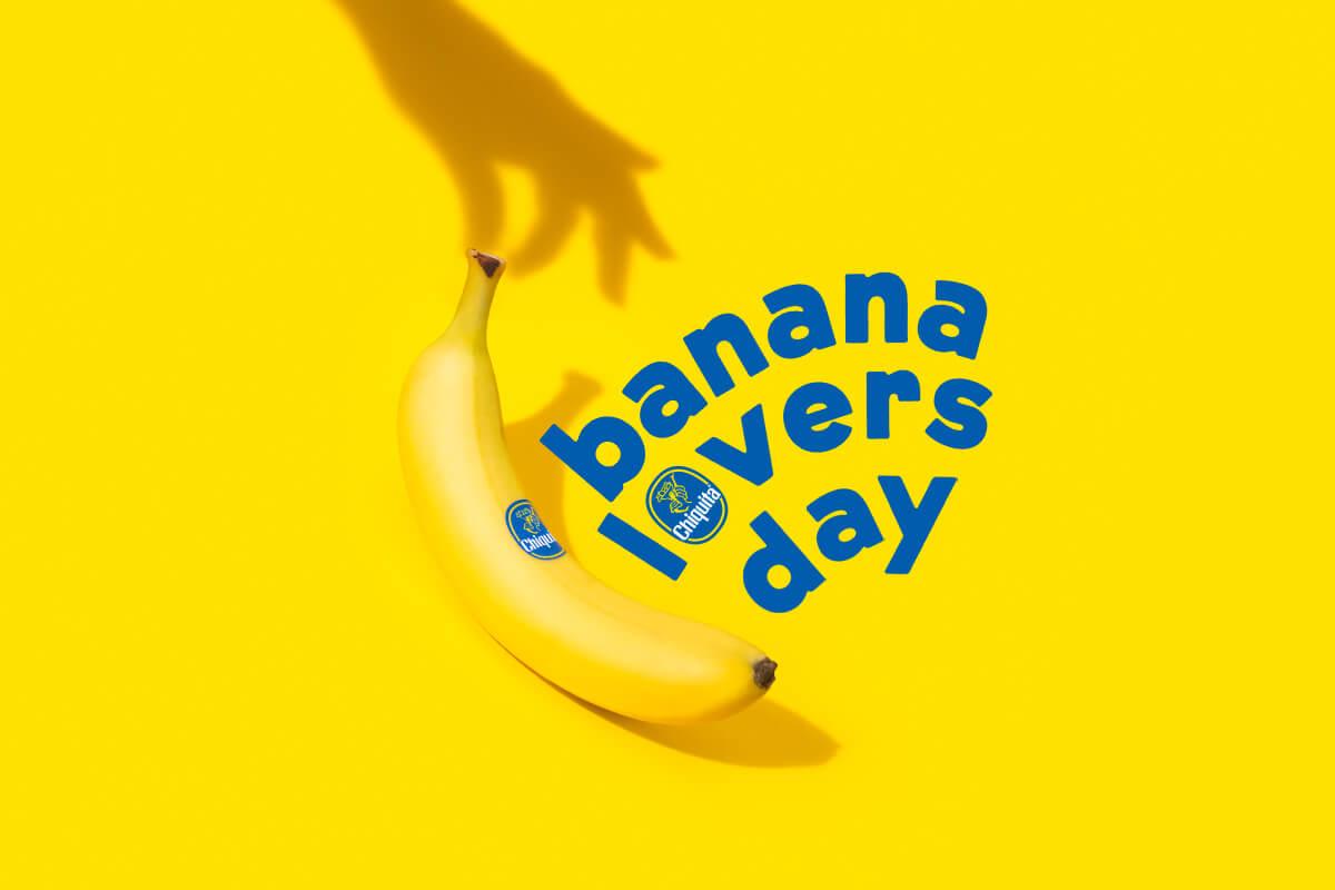 Η Chiquita γιορτάζει την Παγκόσμια ημέρα για τους λάτρεις της μπανάνας με αγαπημένες συνταγές με μπανάνες