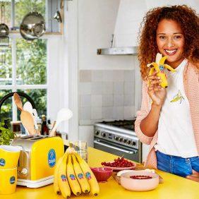 Η Chiquita προάγει την ευαισθητοποίηση για τον καρκίνο του μαστού με την κυκλοφορία της Ειδικής Έκδοσης των Ροζ Αυτοκόλλητων.