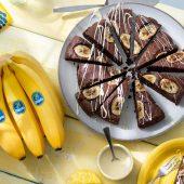 Μπανανόψωμο Chiquita με Σοκολάτα