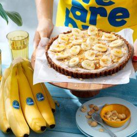 Εύκολη Τάρτα με Μπανάνες Chiquita για την Ημέρα των Ευχαριστιών