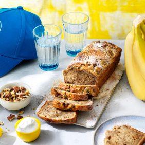 Πανεύκολο Μπανανόψωμο Chiquita με Ό,τι Περίσσεψε