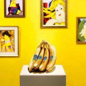 «Ξεφλουδίστε» ένα αριστούργημα Chiquita!