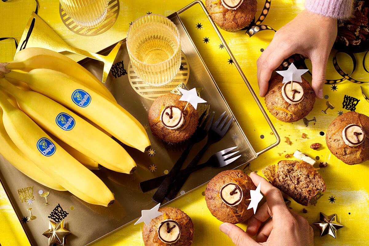 Banana Bread Muffins από την Chiquita
