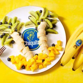Φοίνικας με Μπανάνα Chiquita, Ακτινίδιο και Μάνγκο