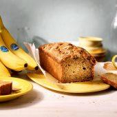 Εύκολο Banana Bread από την Chiquita