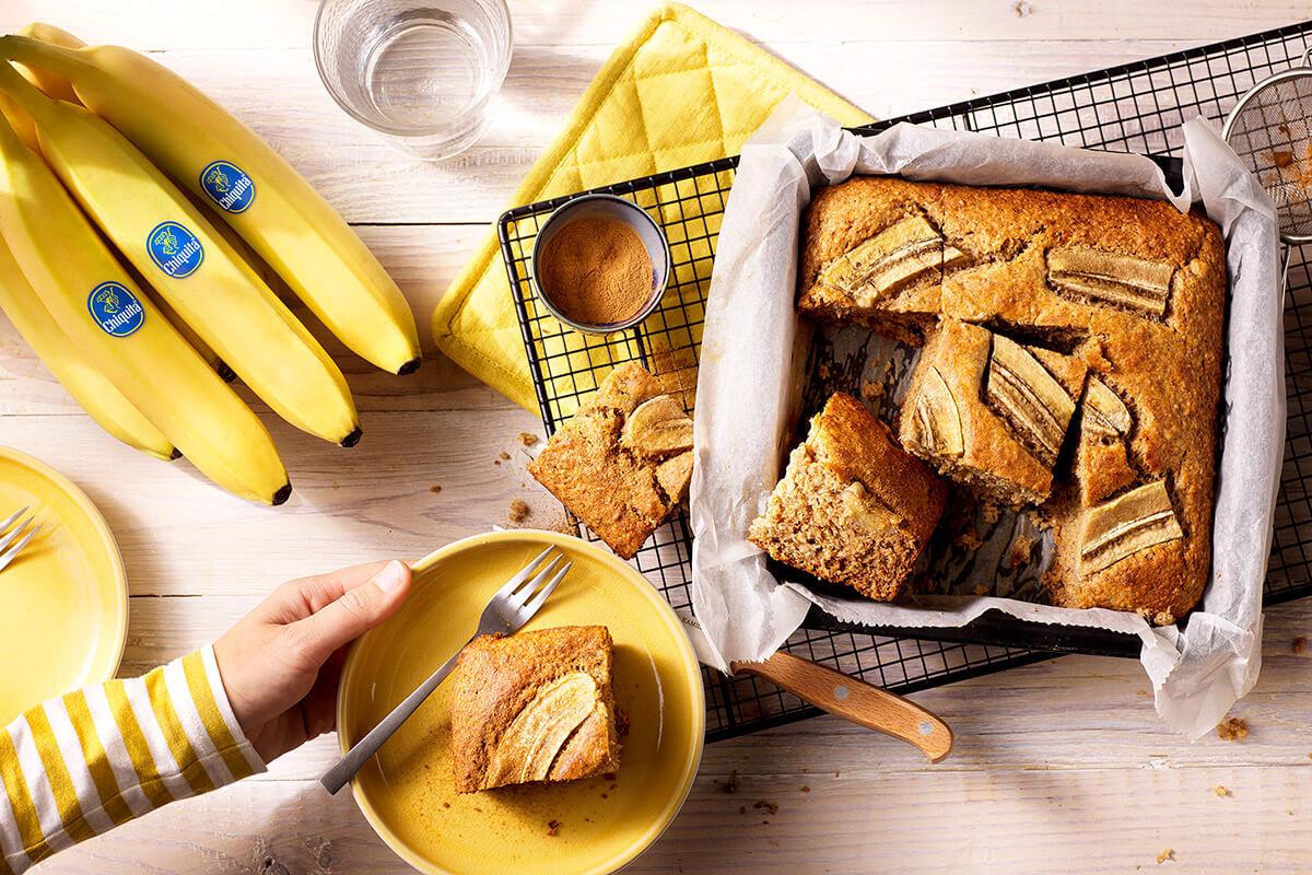 Υγιεινό Banana Bread από την Chiquita