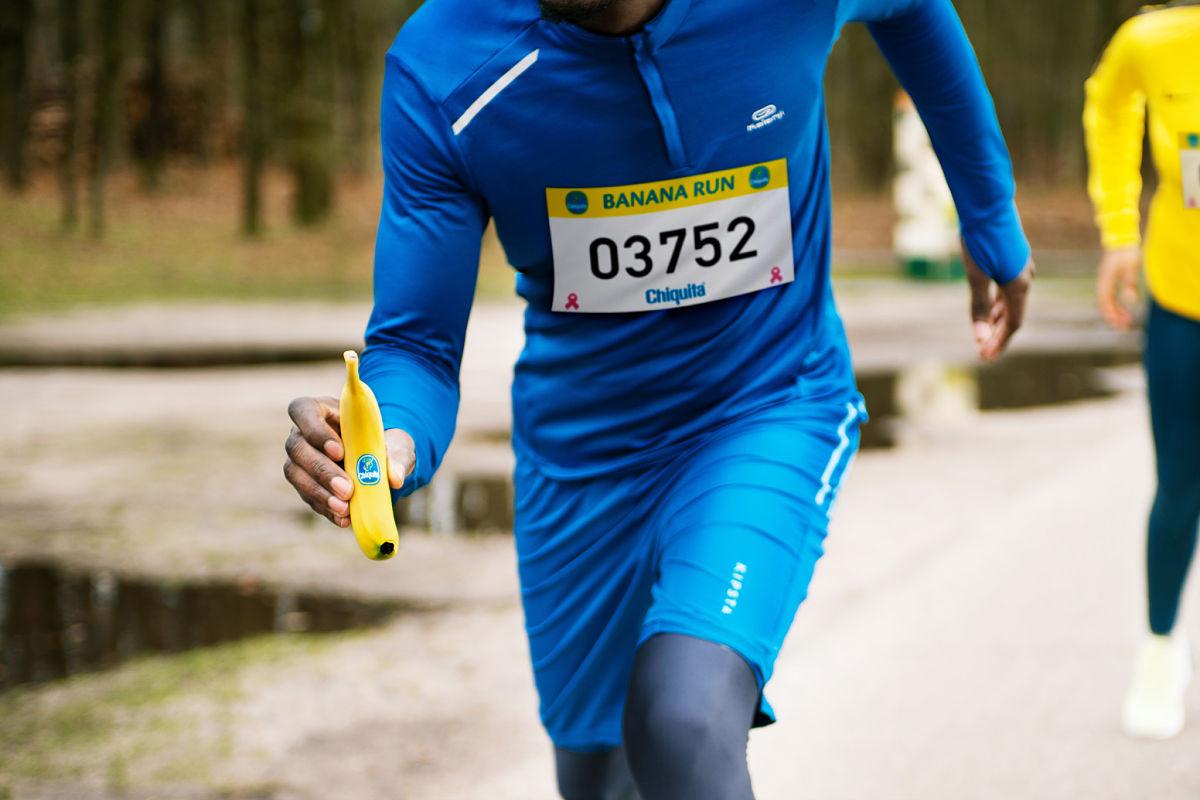 Chiquita_ τρέξιμο