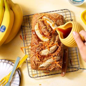Vegan Banana Bread από την Chiquita