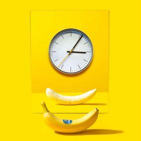 Υγιεινά σνακ Δεν υπάρχει πιο υγιεινό σνακ για τα παιδιά από την μπανάνα Chiquita!