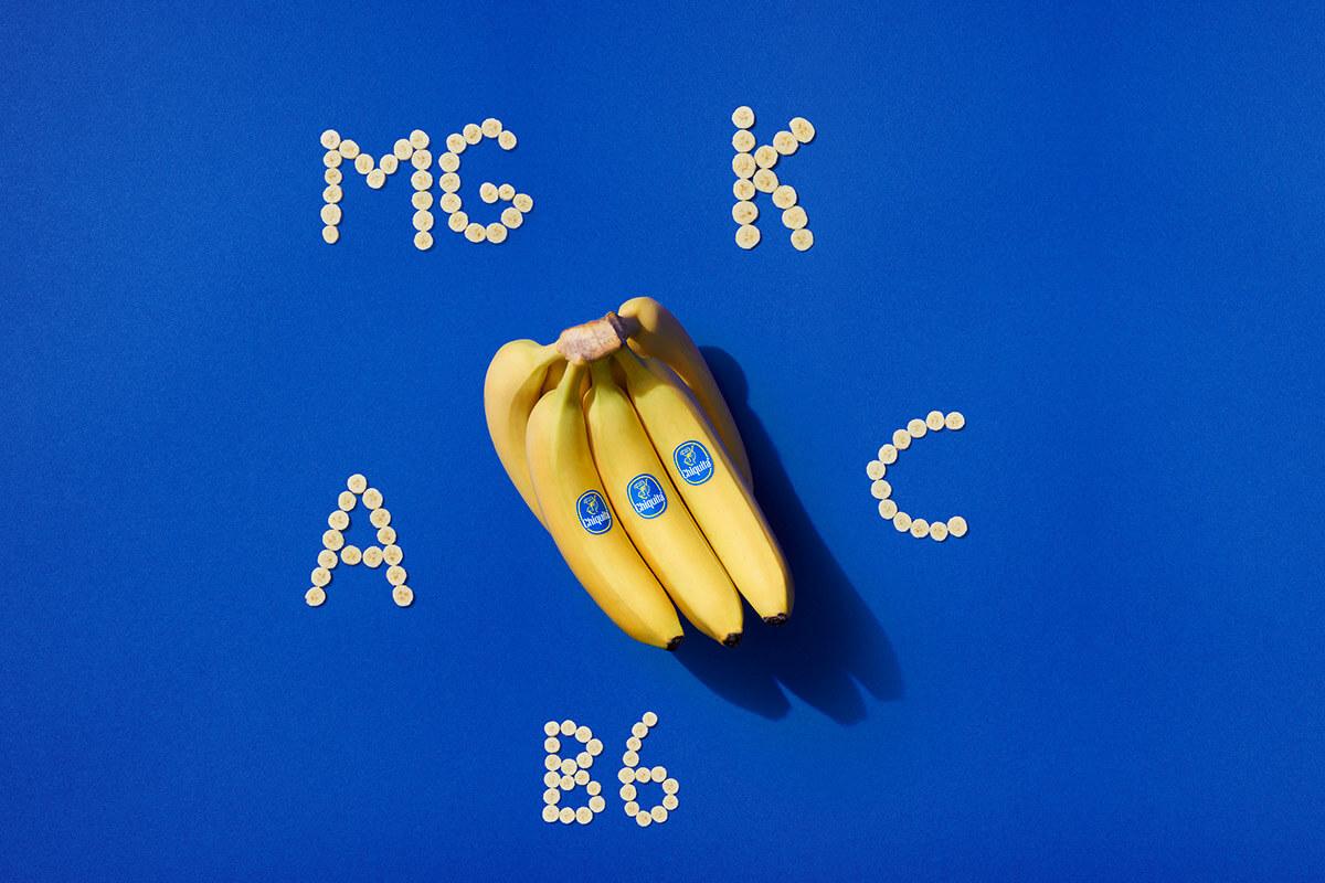 τα οφέλη της μπανάνας Chiquita