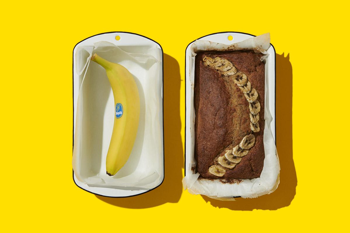 Η καλύτερη συνταγή Banana Bread, πόσες μπανάνες χρειάζεται;