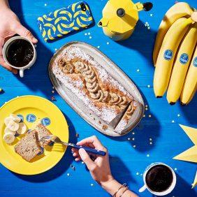 Γρήγορο και απλό μπανανόψωμο Chiquita