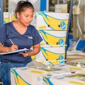 Η Chiquita συνεχίζει την αποστολή της για τη χειραφέτηση των γυναικών σε όλο τον κόσμο