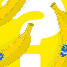 Η καλύτερη μάρκα μπανάνας; Εννοείται πως είναι η Chiquita!
