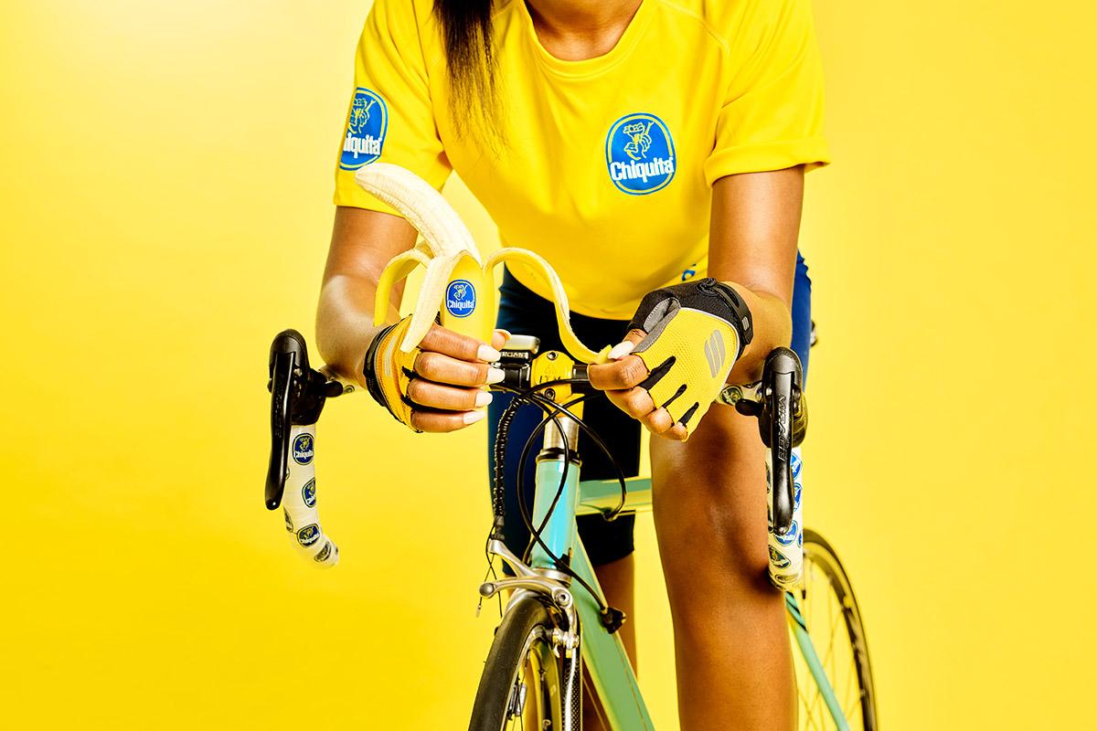 Τα οφέλη της μπανάνας για τους ποδηλάτες