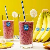 Smoothie μπανάνας με βρόμη για ένα υγιεινό πρωινό, από την Chiquita