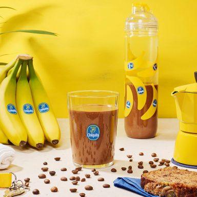 Πρωτεϊνούχο ρόφημα μπανάνας και μόκας για τη γυμναστική από την Chiquita