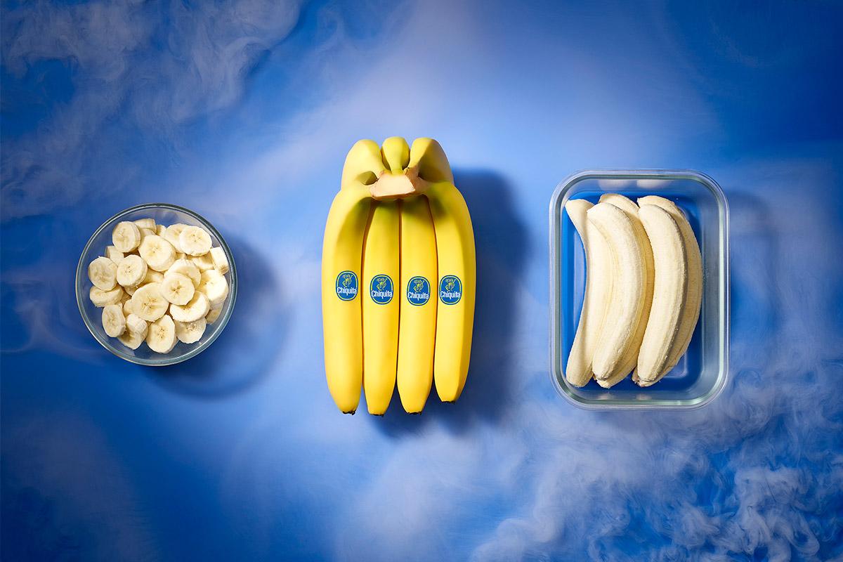 Πώς να καταψύξετε τις μπανάνες